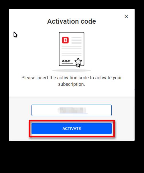 How to Active bitdefender License