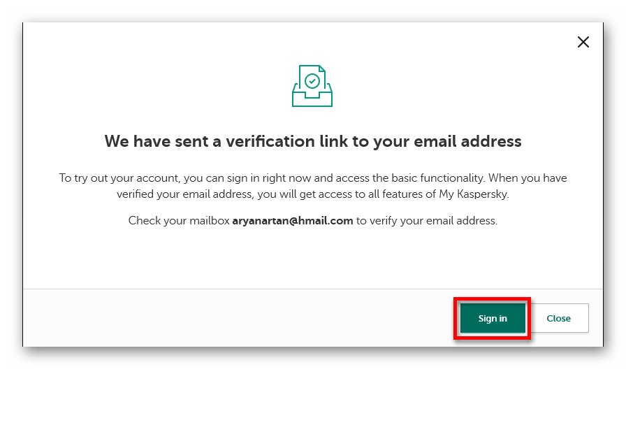 How to Active kaspersky License